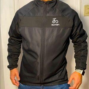 Men's OUTON bike/running jacket sizeM